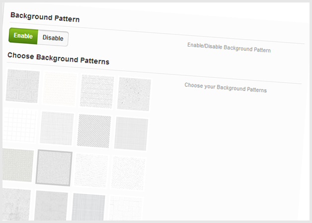 Unlimited Patterns