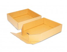 Self‐Locking Tray